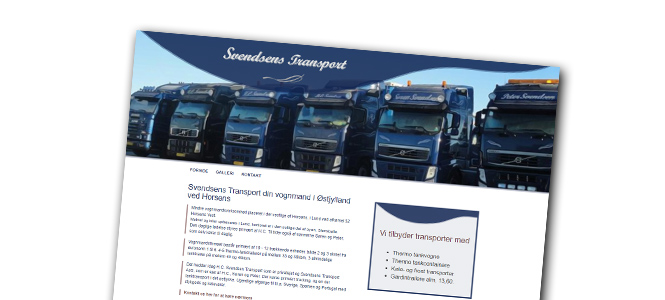 Svendsens Transport